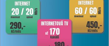 AKCE! Internetová TV ZDARMA